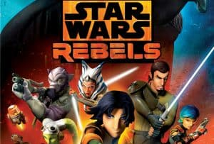 New Clip from Star Wars Rebels Season 2 – now on Blu-Ray!