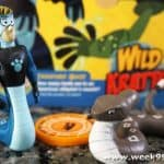 Wild Kratts Wild Reptiles Review