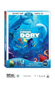 Finding Dory DVD Release