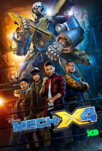 Mech X 4 Teaser