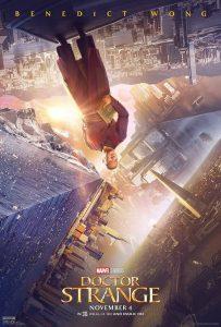 Benedict Wong Doctor Strange Poster