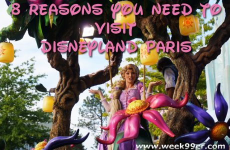 8 Reasons You Need to Visit Disneyland Paris #disneylandparis #wanderreal
