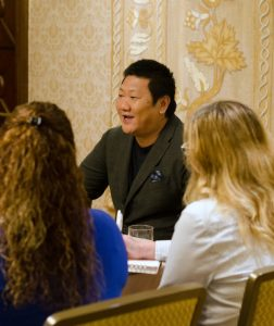 Benedict Wong Doctor Strange Interview
