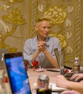 Tilda Swinton Doctor Strange Interview