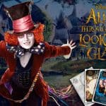 New Alice Through the Looking Glass Activity Sheets #disneyalice