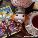 You're invited to Tea with the Mad Hatter and Alice Through the Looking Glass #disneyalice