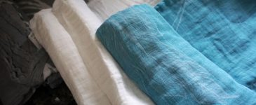 Wrap Them in Softness with Baby Lev Swaddle Blankets + Giveaway