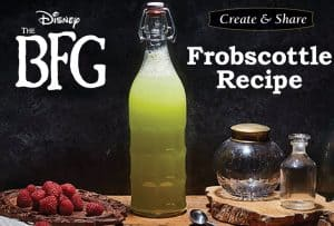 Brew Your own Frobscottle and Make Your Own Dream Jars with these fun DIYs #theBFG