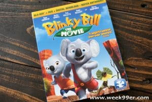 blinky bill the movie review