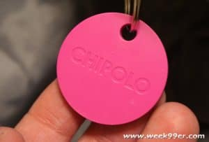 Never Lose Your Bags again with Chipolo