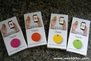 chipolo tracker review
