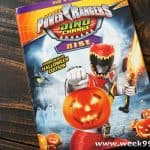 POWER RANGERS DINO CHARGE: RISE Review