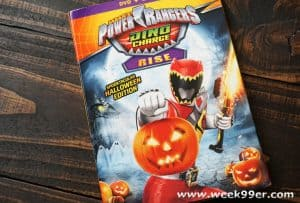 Celebrate Halloween with Power Rangers Dino Charge Rise!