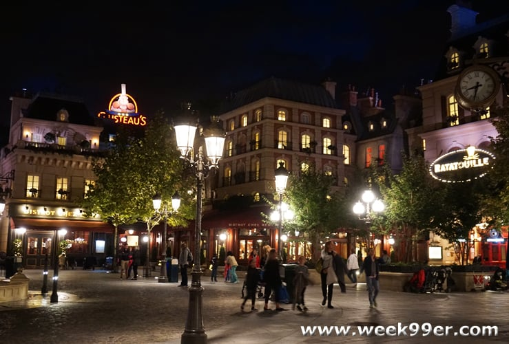Reasons to Visit Disneyland Paris
