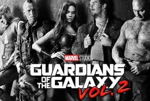 Teaser Track and Poster for Guardians of the Galaxy Vol. 2 #GotGVol2