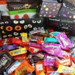 Watching Their Eyes Light Up with this Halloween Candy Stash