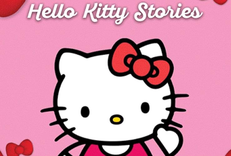 Hello Kitty Stories App