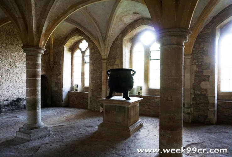 Lacock Abbey Review