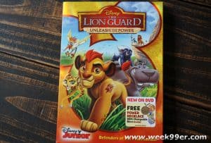 The Lion Guard Unleash the Power is now on DVD + Clips and Activities!