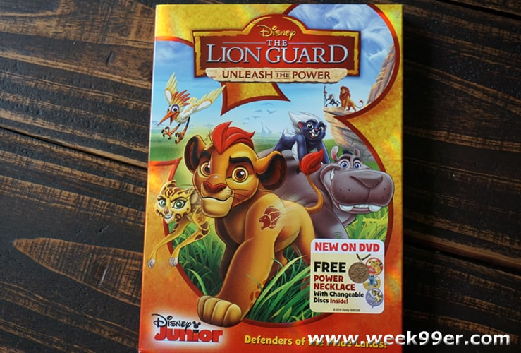 The Lion Guard Unleash the Power Review