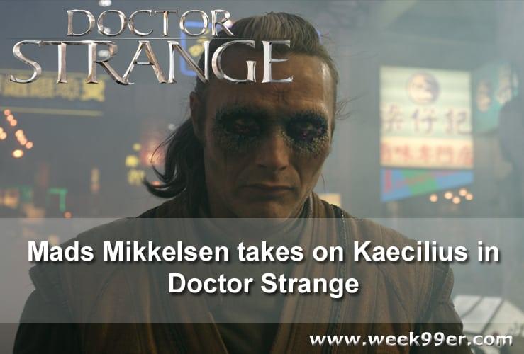 Mads Mikkelsen Doctor Strange Interview