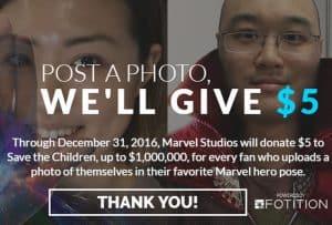 Strike Your Hero Pose and Help Save Children with #DoctorStrange #heroacts #marvelstudios