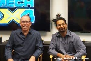 Disney Mech-X4 Sneak Peek and Interviews