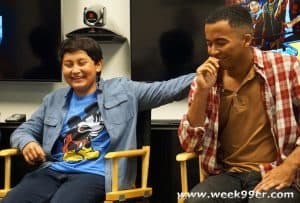 Disney Mech-X4 Sneak Peek and Interviews