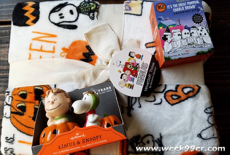 Good Pumpkin, Charlie Brown! Giveaway