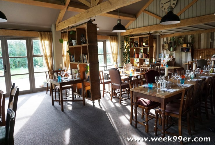 Pear Tree Inn Review