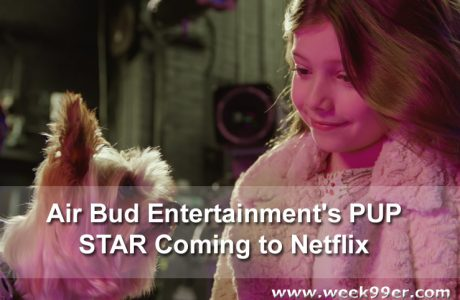 PUP STAR Coming to Netflix at the End of the Month