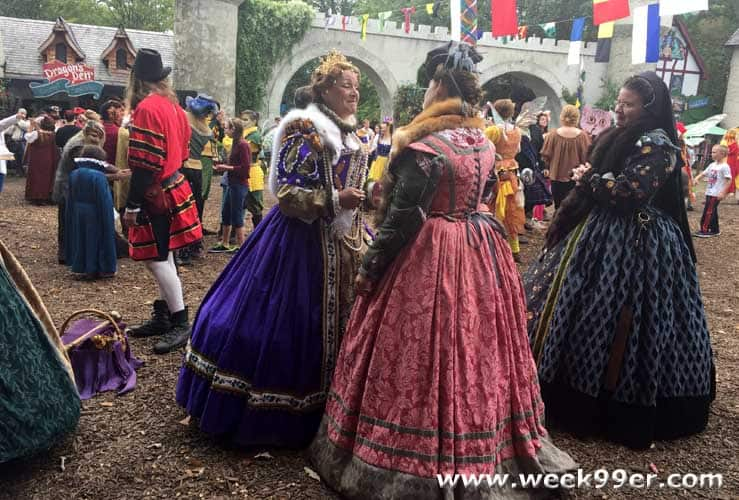 Things to do with Kids at the Michigan Ren Fest