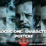All New Character Posters for Star Wars Rogue One #rogueone