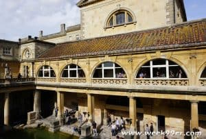 Review of the Roman Baths England