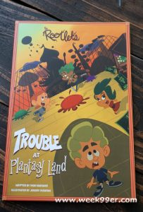 Rootlets Trouble at Plantasy Land Review