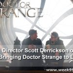 Director Scott Derrickson on Bringing Doctor Strange to Life #Doctorstrangeevent #Doctorstrange