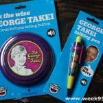 "Have them saying ""Oh My"" with these George Takei Themed Gifts"