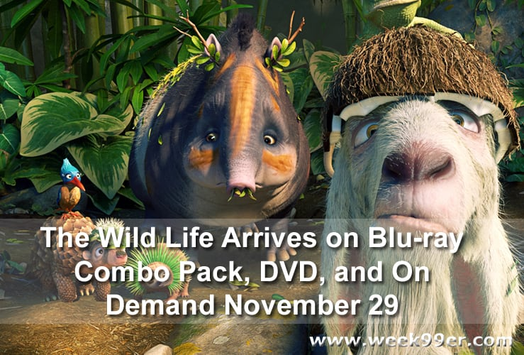 the wild Life dvd release date