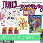Win a DreamWorks Trolls Gift Pack! #DreamWorksTrolls #TheHoppingBloggers.