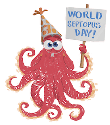 world septopus day