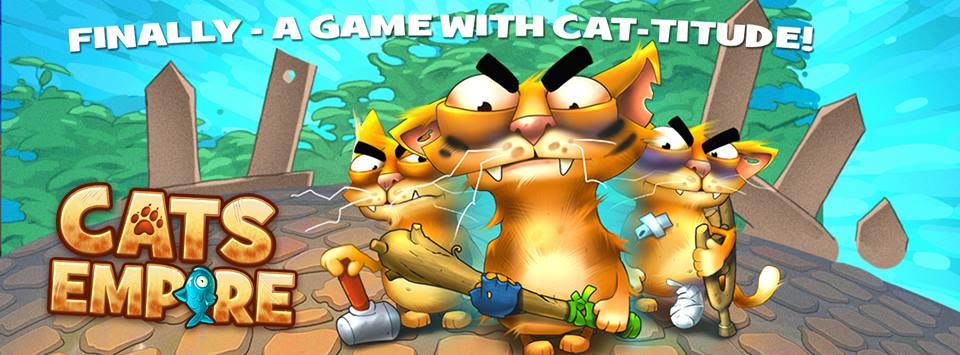 cats empire app release