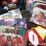 5-Minute Dungeon A Fun Fast Paced Family Game Night! + Giveaway