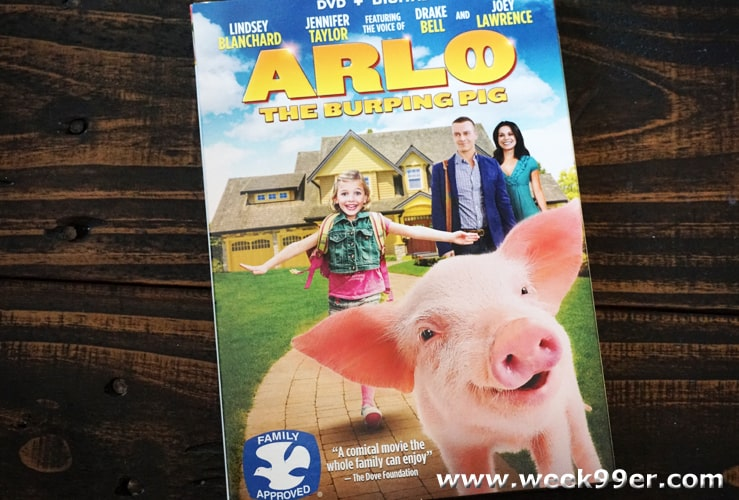 Arlo the Burping Pig Review