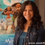Creating Moana – A Talk with Animator Amy Smeed #moana