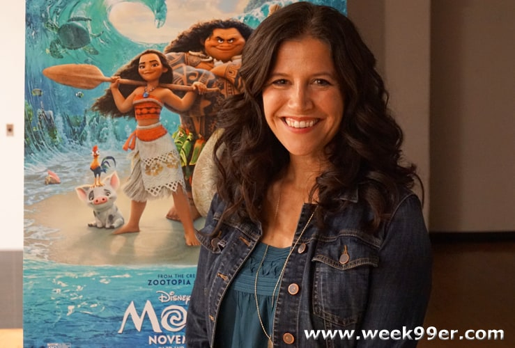 Amy Smeed Disney Animator Interview on Moana
