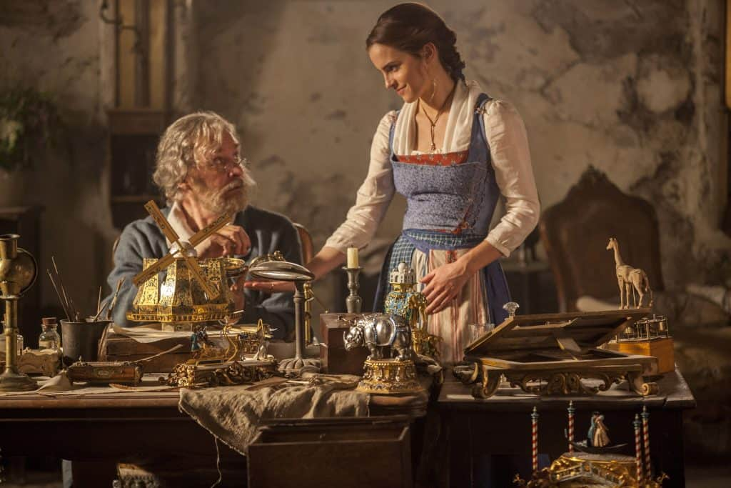 Disney Beauty and the Beast 2016 Images