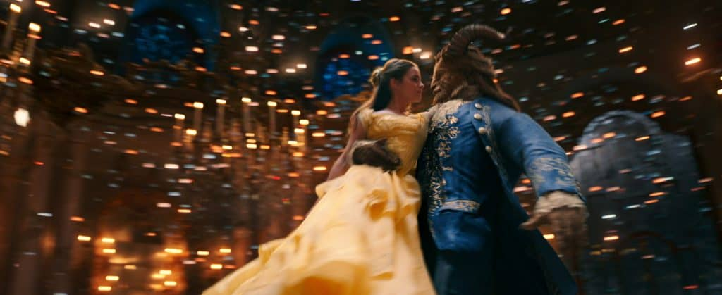 beauty and the beast trailer 2016