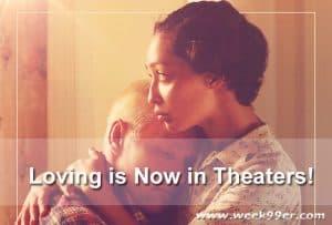 Loving is Now in Theaters! #ThisisLoving #LovingMovie