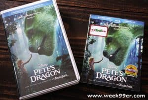 Pete's Dragon Flies Home to Blu-Ray and Digital + Bonus Clips & Activity Sheets #Petesdragon