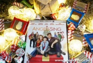 Host a Holiday Movie Night with Angels Sing #angelssing